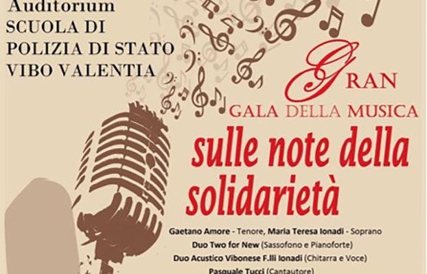 Concerto di beneficienza 06/12/2018 – Vibo Valentia