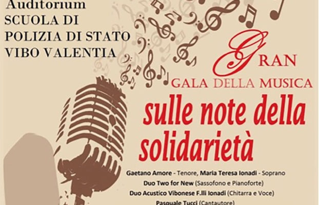 Charity concert 06/12/2018 – Vibo Valentia